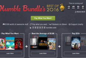 Le Humble Bundle Best Of 2016 est disponible