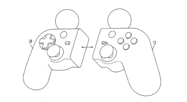 Le brevet de la future manette Playstation 4 ?