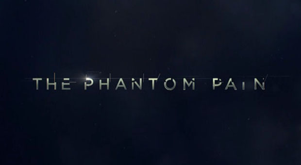 [Trailer] The Phantom Pain ou Metal Gear Solid 5 ?