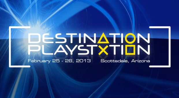 Sony annonce son event Destination Playstation 2013