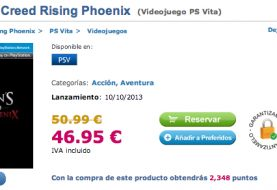 Assassin's Creed : Rising Phoenix