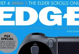 La PS4 en une du magazine Edge