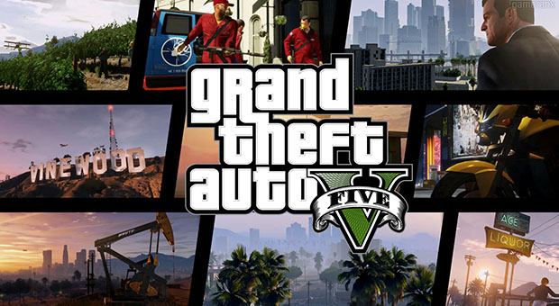 Grand Theft Auto V : le trailer officiel