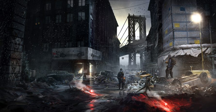 The Division : Liberty Island en guise de DLC final ?