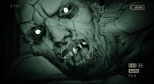 Outlast : 11 effrayantes minutes de gameplay