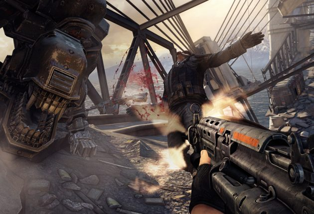Wolfenstein: The New Colossus (image de The New Order)