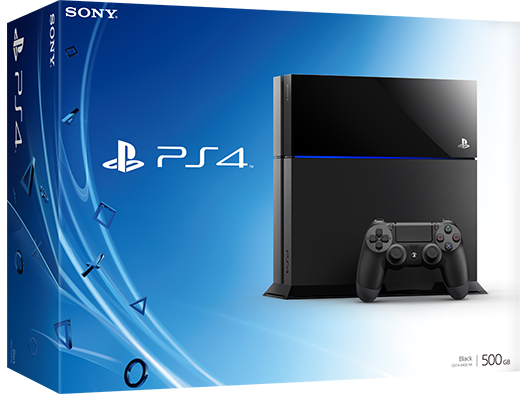 Sony dévoile le packaging de la PS4