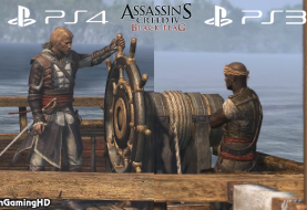 Comparaison des versions PS4 et PS3 d'Assassin's Creed IV