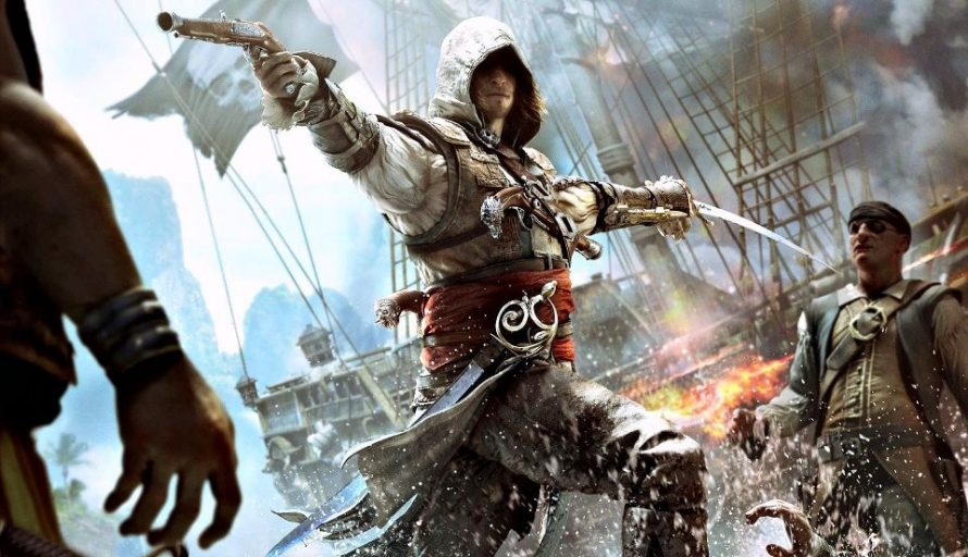 Assassin's Creed 4 : le contenu exclusif à la PS4 ne sera pas disponible sur Xbox One