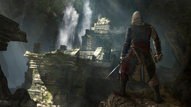 Assassin's Creed 4: Black Flag en 1080p sur PS4