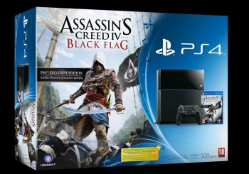 Un bundle PS4 Assassin's Creed 4... pour le Royaume-Uni