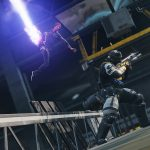 inFAMOUS Second Son neon ground pound