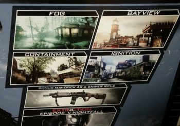 Call of Duty Ghosts : le DLC Onslaught en vidéo