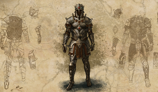 Comment devenir Empereur dans The Elder Scrolls Online ?