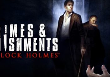 Nouveau trailer pour Sherlock Homes : Crimes & Punishments