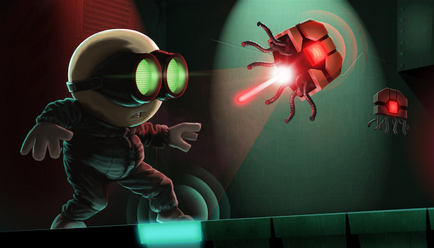 Stealth Inc. Ultimate Edition sortira au mois de Mars sur PS4