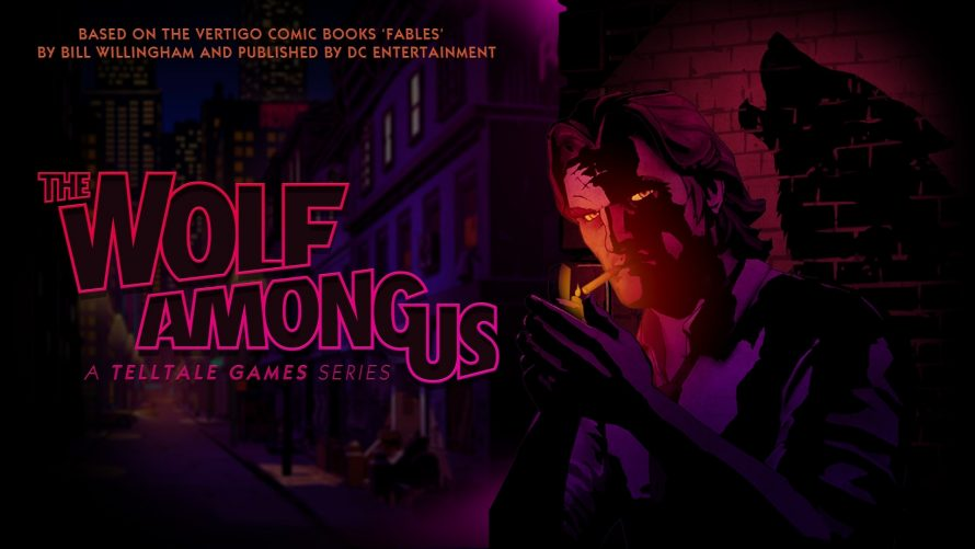 Telltale Games officialise The Wolf Among Us Saison 2 pour 2018