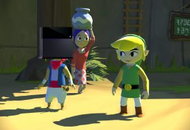 [Insolite] The Legend of Zelda: The Wind Waker HD aperçu sur ... PS4