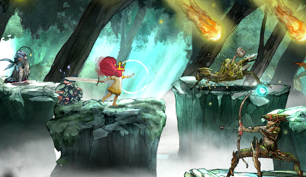 Child of Light sortira le 30 avril prochain
