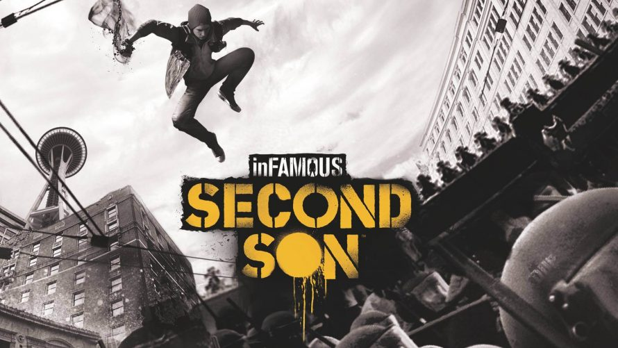InFAMOUS: Second Son est « Gold » !