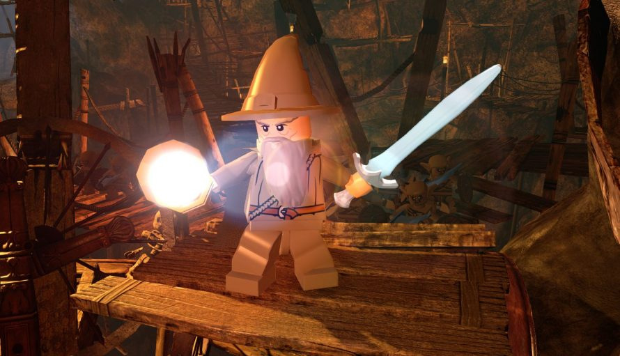 LEGO: The Hobbit disponible le 11 Avril en Europe