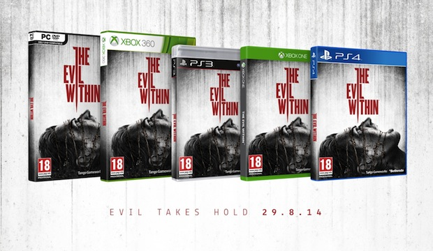 The Evil Within sortira le 29 Août 2014 en Europe