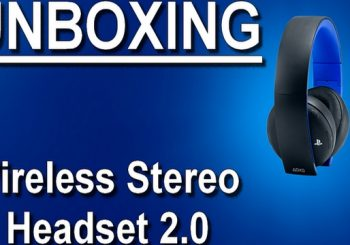 Unboxing: Wireless Stereo Headset 2.0