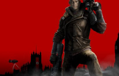 Wolfenstein II: The New Colossus listé et daté par Amazon Germany