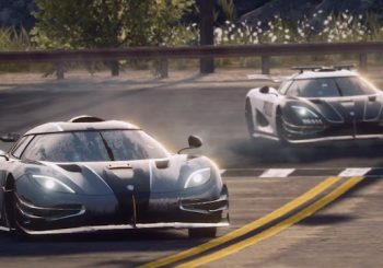 La Koenigsegg One:1 dans Need for Speed Rivals