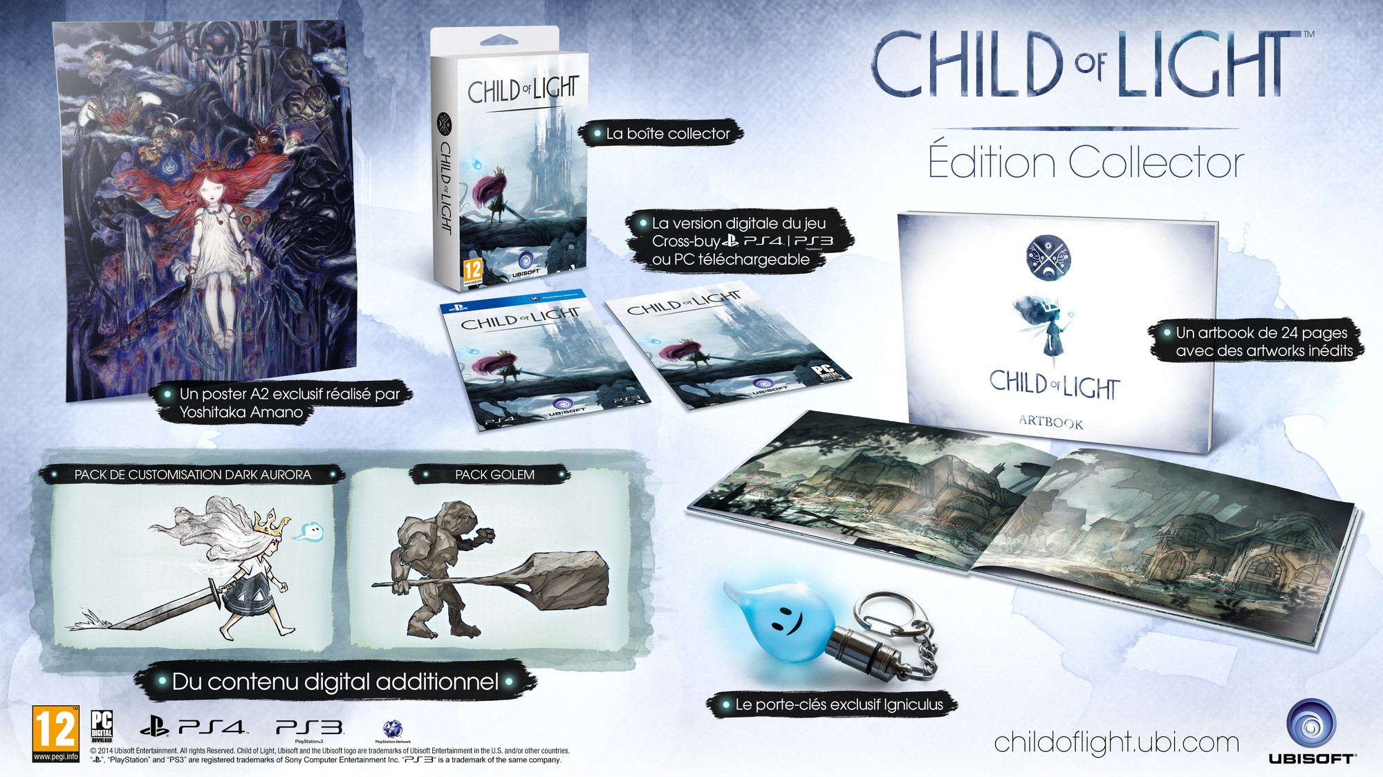 Child of Light Collector