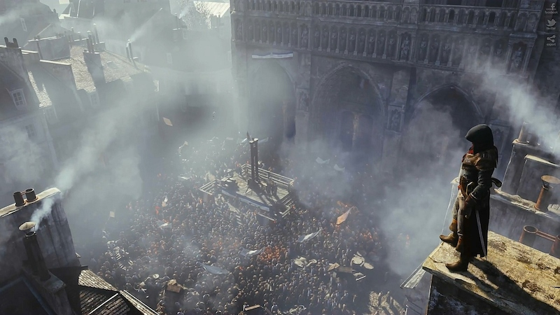 Un mode co-op dans Assassin's Creed: Unity ?