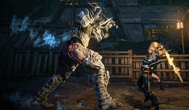 Bound by Flame : 2 minutes de gameplay