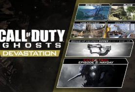 Call of Duty: Ghosts Devastation disponible le 8 Mai sur PS4