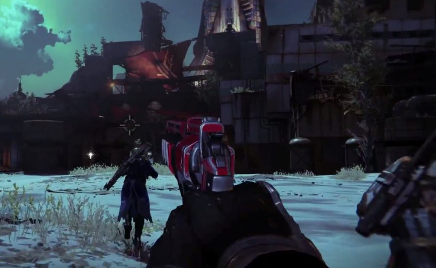 Destiny : 7 minutes de gameplay