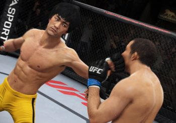 [E3 2014] EA Sports UFC : vidéo gameplay de Bruce Lee