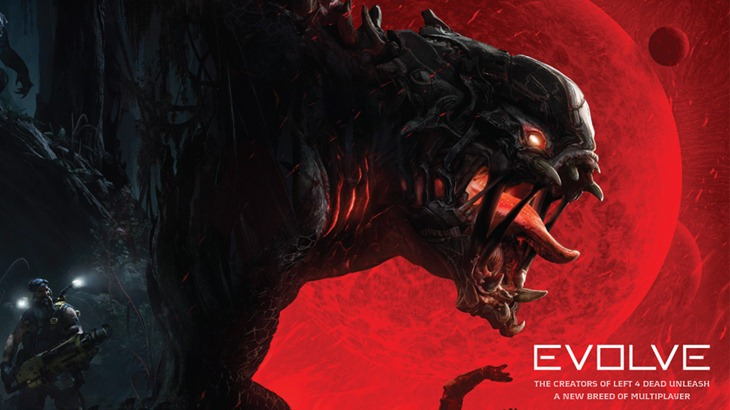 Evolve : l'Alpha prend du retard sur PS4