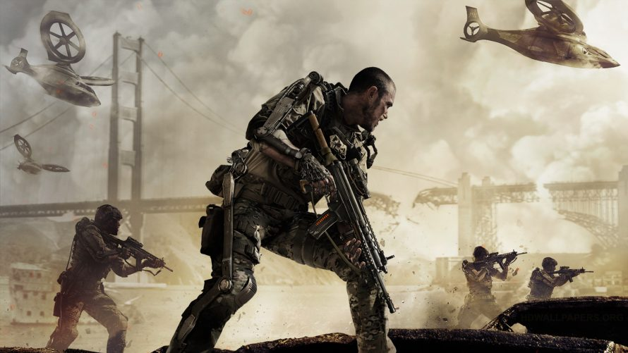 Découvrez le multijoueur de Call of Duty Advanced Warfare en direct de la gamescom à 19h