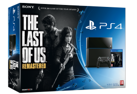 Le bundle PS4 avec The Last of Us Remastered confirmé