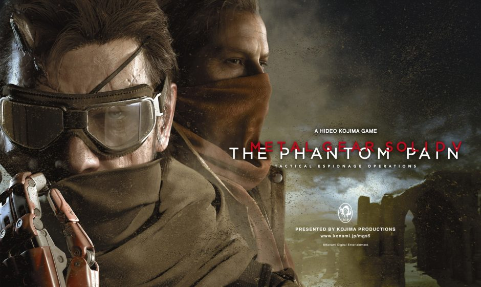 30 minutes de gameplay de The Phantom Pain révélées demain!