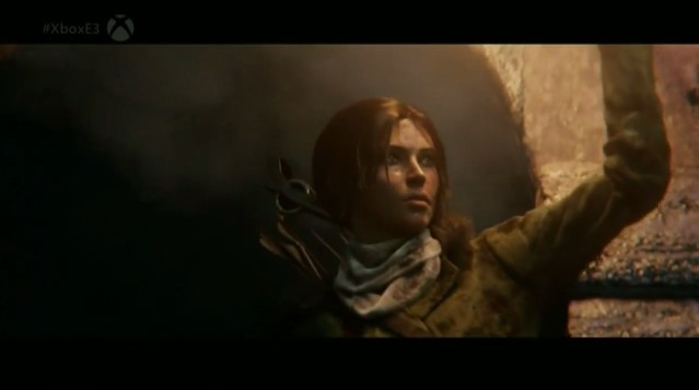 [E3 2014] Rise of the Tomb Raider se dévoile