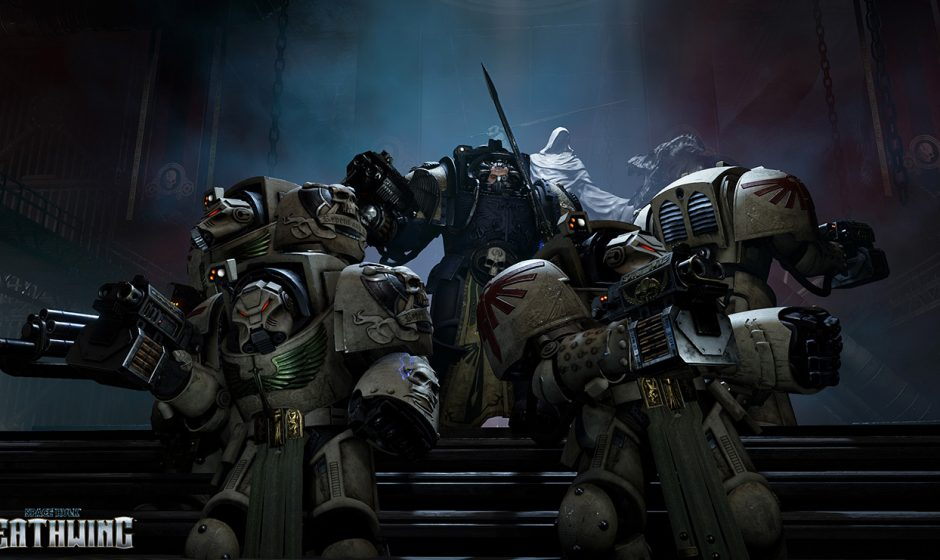 Un premier trailer de gameplay pour Space Hulk: Deathwing