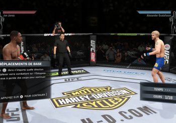 La démo de EA Sports UFC disponible sur PS4