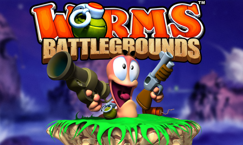 Test Worms Battlegrounds