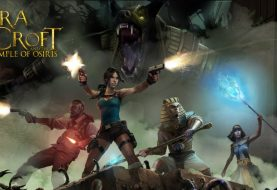 Test Lara Croft and The Temple Of Osiris