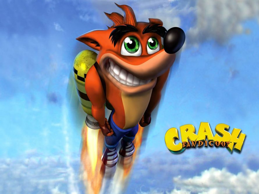 Crash Bandicoot de retour sur PlayStation 4