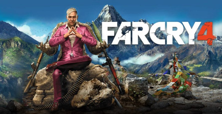 Far Cry 4 : un trailer pour Pagan Min, le Roi de Kyrat