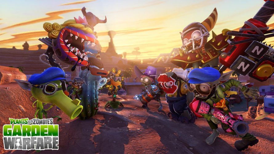 Plants vs Zombies : Garden Warfare – Les détails de la version PlayStation