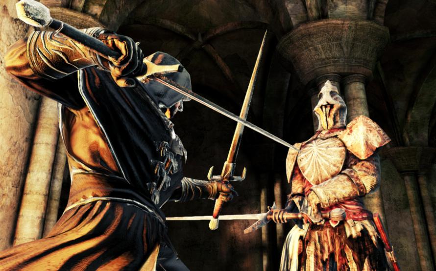 Un site anglais liste une version PS4 pour Dark Souls 2