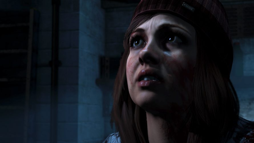 [GC 2014] Salve d'images pour Until Dawn