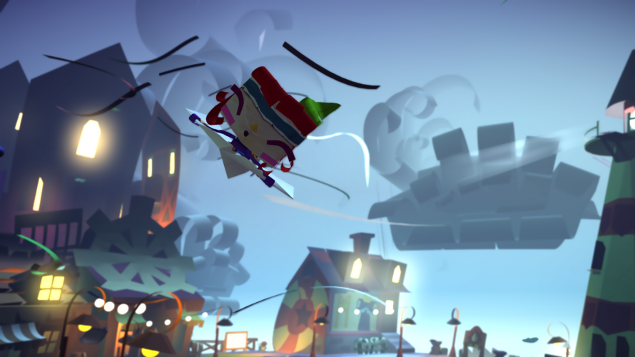 [GC 2014] Tearaway Unfolded en exclusivité sur PS4